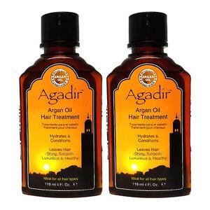 Agadir Argan Oil Hair Treatment 4 oz 2 Pack