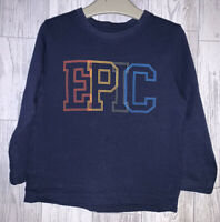 Boys Age 2-3 Years - Long Sleeved Top