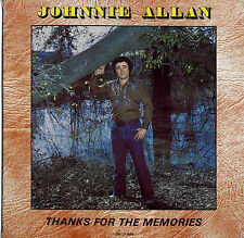Johnnie Allan ‎SEALED Cajun Swamp pop JIN LP Thanks For The Memories