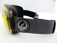Dragon APXS Frameless Snow Goggles Boost - Transition Yellow Lens VLT: 16-76%