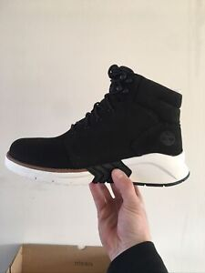 Timberland Boots M.T.C.R. CHUKKA FOR MEN IN BLACK - UK 10