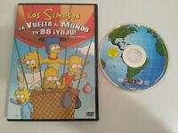 LOS SIMPSON LA VUELTA AL MUNDO EN 80 ¡ YUJU ! - DVD + EXTRAS ESPAÑOL ENGLISH
