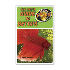 Zoo Med Guide to Betta Fish Care Fish Keeping Fish Book Siamese Fighting Fish