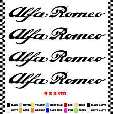 PEGATINA/STICKER/DECAL/AUFKLEBER/VINYL ALFA ROMEO