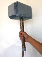 1:1 Scale The Avengers Thor Hammer Mjolnir Paper Model Kit Cosplay DIY Handcraft