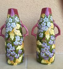Pair of Vase Slip New Art Period 1900