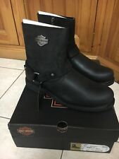 *** BRAND NEW*** Harley Davidson Boots size 11 leather black riding boots