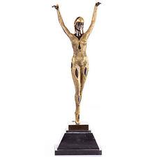 BT717♛ Dream World of Bronze Sculptures Handgefertigte Originale Bronzeskulptur