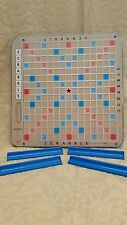 Selchow Righter Deluxe Edition  Scrabble 1976Selchow Righter Deluxe Edition  Scr