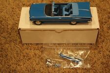 Rare AMT Trophy Series 1959 Chevy Impala Convertible 1st Issue Plastic Model Kit