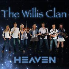 Willis Clan - Heaven [New CD] Digipack Packaging