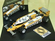 RENAULT RE21 1980 ARNOUX QUARTZO