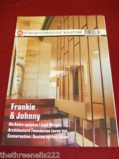 AJ - ARCHITECTS JOURNAL - FRANKIE & JOHNNY - NOV 22 2001