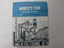 View-Master Brussels World Fair 1958