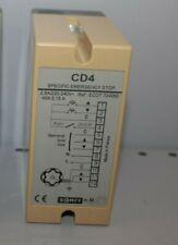 CD4 BOITIER COMMANDE volet roulant SOMFY ECDT 724060