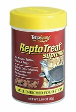 Tetra Repto Treat Suprema Food Sticks Krill Enriched 2.18oz