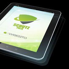 2x Película protectora de pantalla LCD para Huawei Tablet Media M5 8.4+