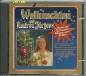 [CD] Andrea Jürgens - Weihnachten Mit Andrea Jürgens  Weihnachtslieder 044