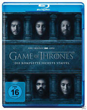 Game of Thrones Staffel 6 (Blu-Ray, 2016, 4- Disk Set)