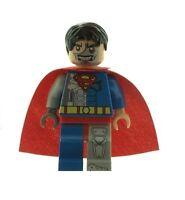 Superman Flesh Printed On LEGO Parts Custom Designed Minifigure