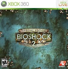 BioShock 2 Special Edition (Microsoft Xbox 360, 2010)- NEW - MISSING COVER BOX™