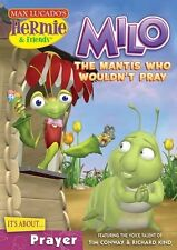 Hermie & Friends : Milo The Mantis Who Wouldn't Pray (Dvd, 2007) Disc Only!