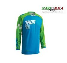 MAGLIA MINICROSS BAMBINO THOR MX PHASE S6Y LONG SLEEVE JERSEY RAMBLE BLUE MEDIUM