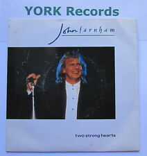 "JOHN FARNHAM - Two Strong Hearts - Excellent Condition 7"" Single RCA PB 42303"