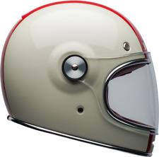 Casco Helm Casque Helmet Bell BULLITT DLX Command Vintage White/Red/Blue M
