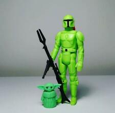 Star Wars GiD Mandalorian and the Child action figures by Pamro Toys