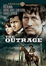 PRE ORDER: THE OUTRAGE (1964 Paul Newman)  (DVD) UK compatible sealed