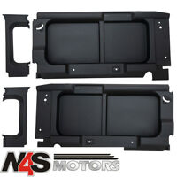 LAND ROVER DEFENDER 90 REAR WINDOW SURROUNDS WITHOUT WINDOW CUT-OUT. PART DA1644