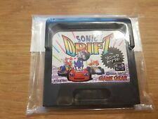 Sonic Drift Sega Game Gear Warenkorb