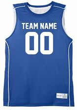 Custom Reversible Basketball Jersey **** Outfit Your Team **** Uniform ****