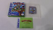 WARIO LAND SML 3 MARIO Game Boy Original Color Gameboy COMPLETE CIB