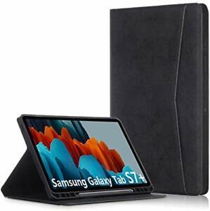 "Custodia per Samsung Galaxy Tab S7 Plus Cover Samsung S7 Plus 12.4"" Flip Cove..."