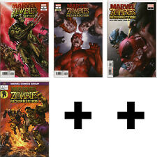 MARVEL ZOMBIES: RESURRECTION #1 Signed, Variant, Exclusive+ ~ Marvel Comics