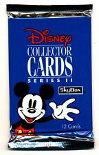 Disney Collector Cards Series 2 Trading Card Pack