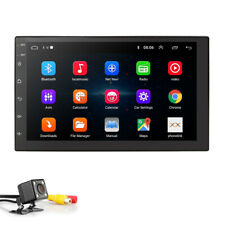 Double 2Din Android 9.0 Car Stereo MP5 Player GPS Navi WIFI BT Mirror Link AM FM