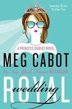 ROYAL WEDDING - MEG CABOT (PAPERBACK) NEW