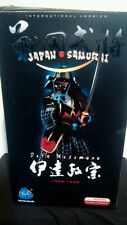 "1/6 Japan Samurai ""Date Masamune"" by DID toys. International Version."