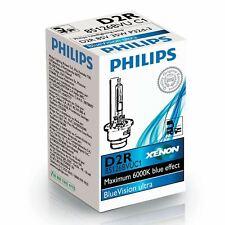 D2R PHILIPS Xenon BlueVision Ultra 85126BVUC1 HID Headlight Bulb 5000K Single