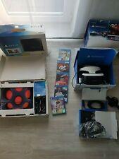 ps4 konsole+ vr brille, kamera und spiele