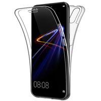 SDTEK Huawei P20 Lite 360 Doble Delantera Funda Silicona