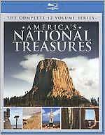 America's National Treasures Bo Svenson- BLU-RAY Region A - Sealed