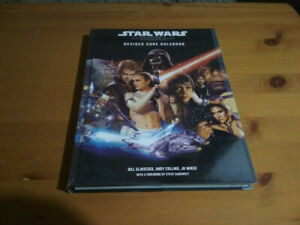 Star Wars Revised Core Rulebook roleplaying game d20 RPG