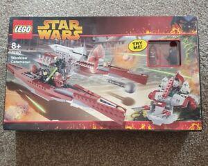 Lego Star Wars Wookiee Catamaran 7260 BNIB