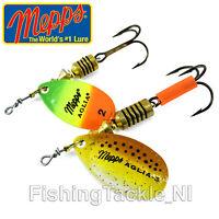 Mepps Aglia Fluo Spinner Fishing Lure Predator Pike etc Brown Trout Firetiger