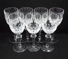 Waterford Crystal 7 Curraghmore Wine Claret Wine Glasses, 7""