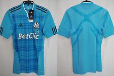2010-2011 Olympique de Marseille Player Techfit Jersey Shirt Maillot Away M BNWT